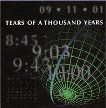 Tears Of A Thousand Years CD Cover